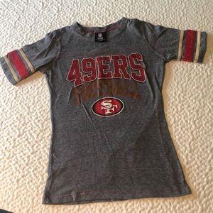 NFL team Apparel shirt